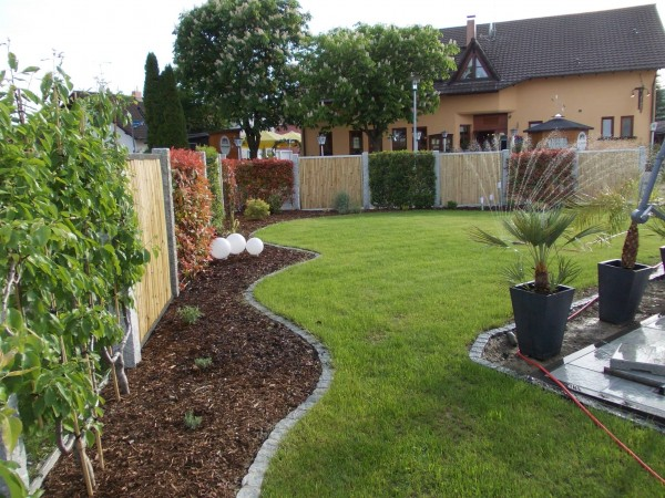 Gartenbau - Neuanlage
